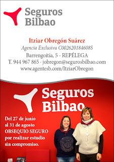 Seguros Bilbao - Repélega