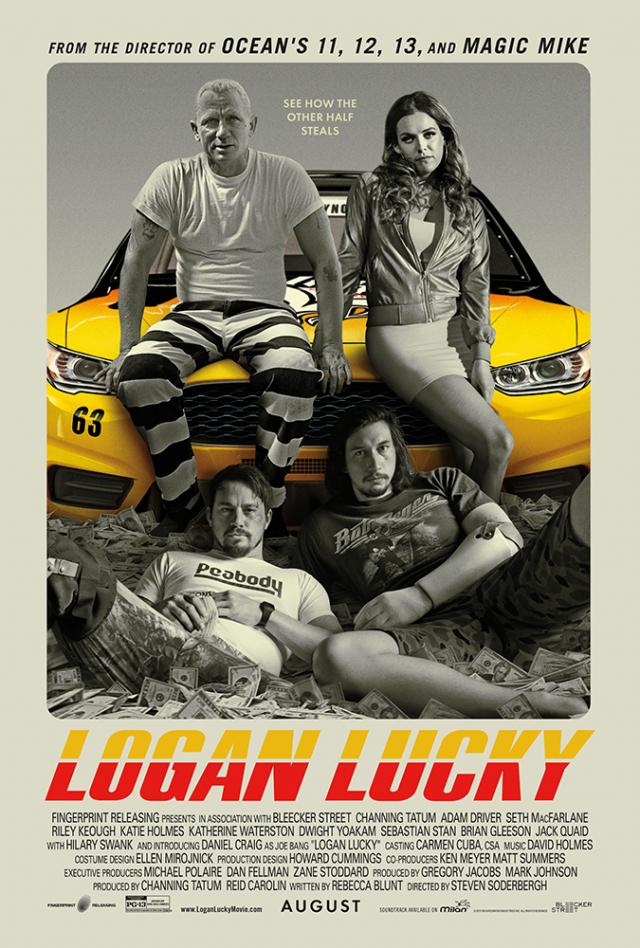 Xem Phim Logan Lucky: Vụ Trộm May Rủi 2017
