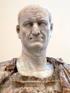 Vespasian, the ninth Emperor of Rome