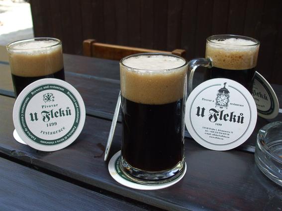 Cerveceria U Fleku. 16 cosas que ver en Praga