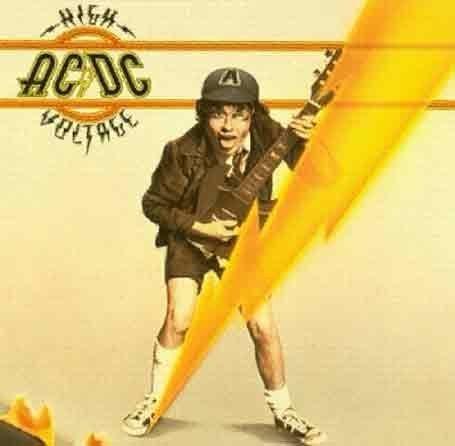 COMPRAR VINILO HIGH VOLTAGE AC DC