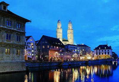 mercatini Natale Zurigo