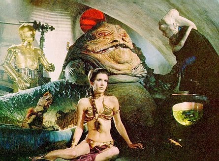 Jabba the Hutt quotes from Star Wars and Jedi