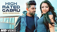 High Rated Gabru Mp3 Download