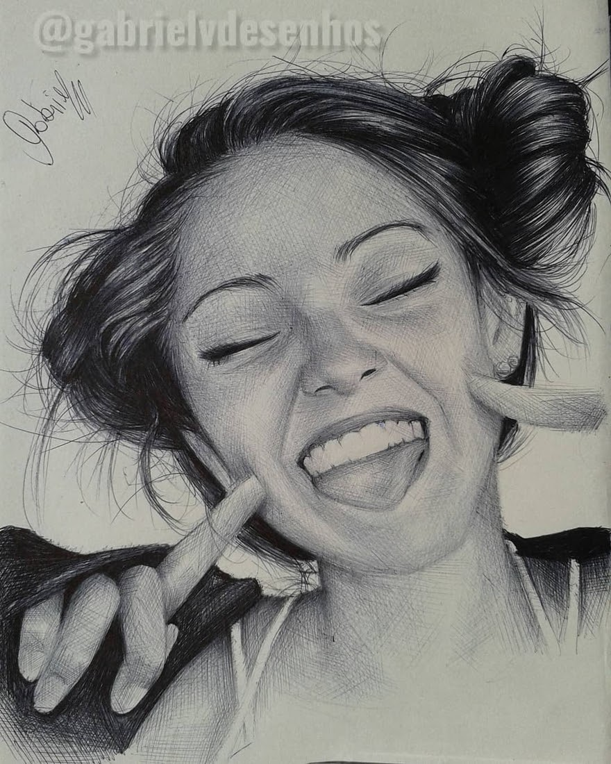 12-Gabriel-Vinícius-Black-and-White-Realistic-Ballpoint-Pen-Drawings-www-designstack-co