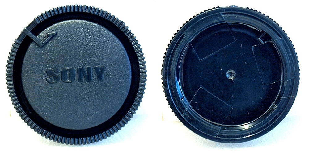 Sony A-Mount Rear Lens Cap