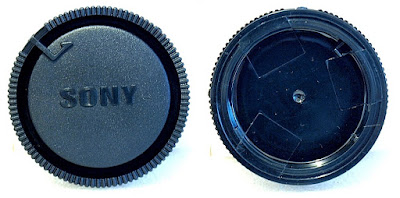 Sony A-Mount Rear Lens Cap