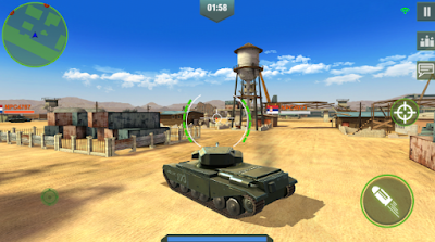 Mod War Machines Tank Shooter Game Apk Terbaru