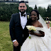 See Photos from Toke Makinwa's sister's wedding in Oslo