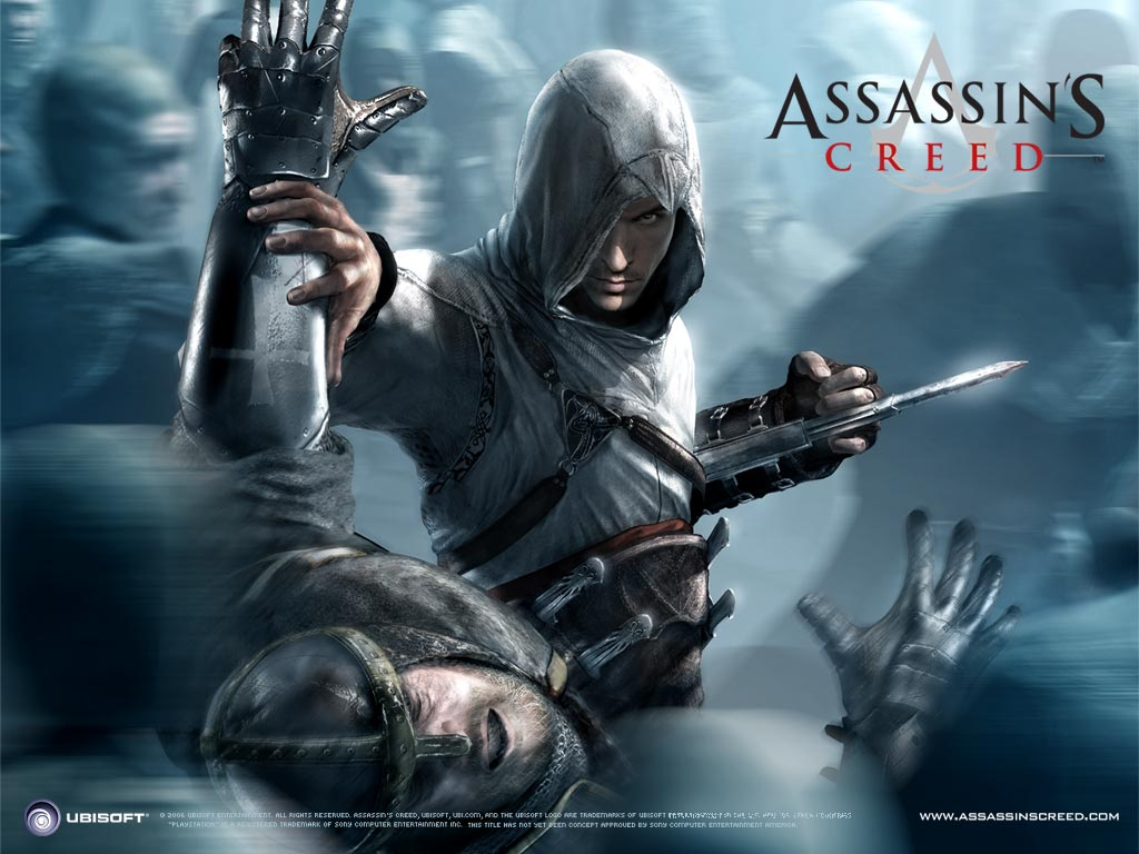 Lohan Tatto Assassin S Creed 2 Wallpaper Hd