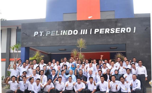 Lowongan Kerja Jobs : Anggota PBK PT Pelabuhan Indonesia III (Persero) Lulusan SMA SMK D3 S1 Rekrutmen Karyawan Baru