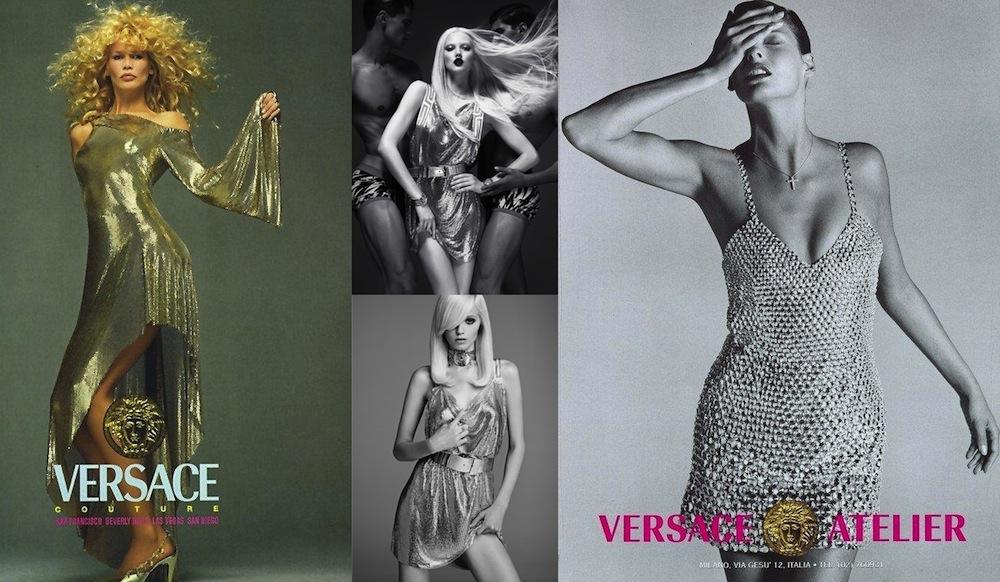 Which Versace Are You Che Versace Sei The Fashion