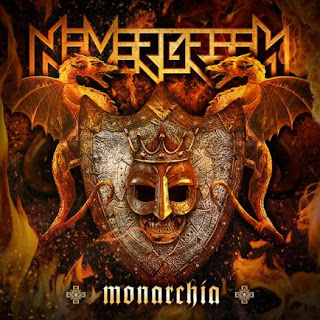 "Nevergreen - ""A hősök nemzedéke"" (lyric video) from the album ""Monarchia"""