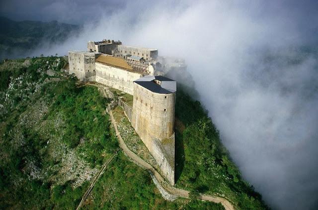 Citadelle Laferriere - Haïti