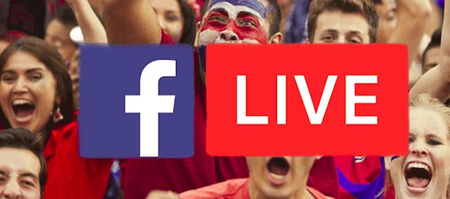 فايسبوك و تويتر و سناب شات ستبث مباريات كاس العالم
