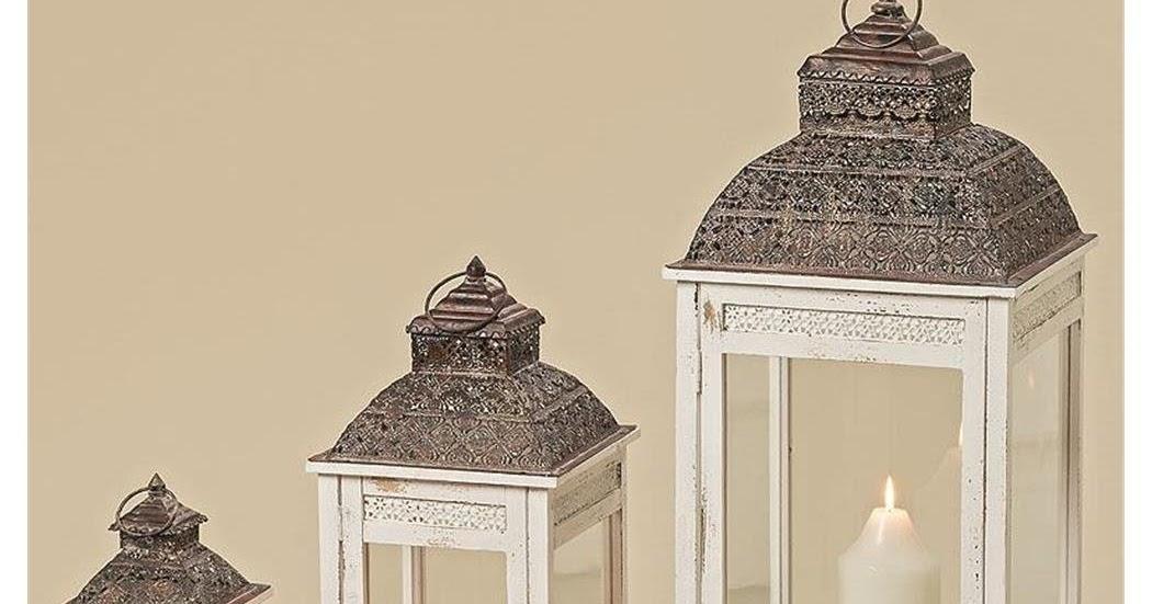 landhaus blog laternen f r den garten stimmungsvolle. Black Bedroom Furniture Sets. Home Design Ideas