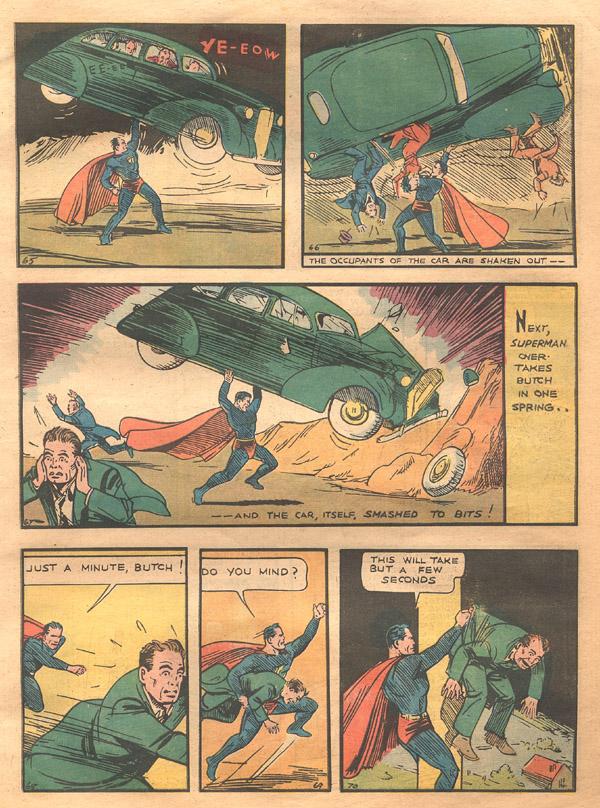 Action Comics (1938) 1 Page 10