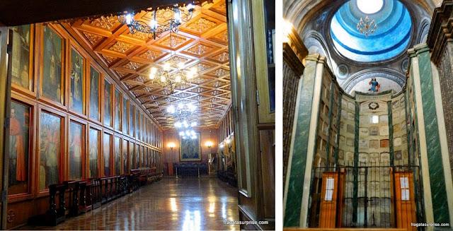Sala dos Bispos da Catedral de Quito