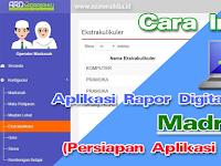Cara Install Aplikasi Rapor Digital (ARD) Madrasah (Persiapan Aplikasi Offline)