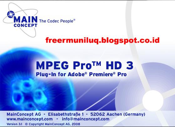 mainconcept mpeg pro hdv 3.1.0
