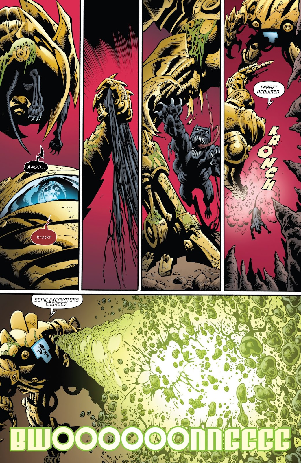 Read online Web of Venom: Unleashed comic -  Issue # Full - 15