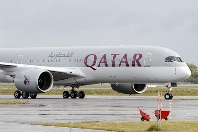 A Arábia Saudita, Emirados Árabes Unidos, Bahrein e o Egito anunciaram a suspensão de todos os seus voos para o Catar