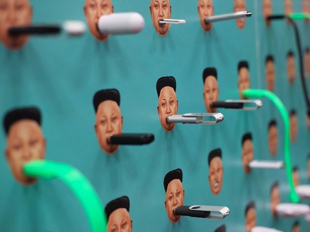 الكوريون الشماليون