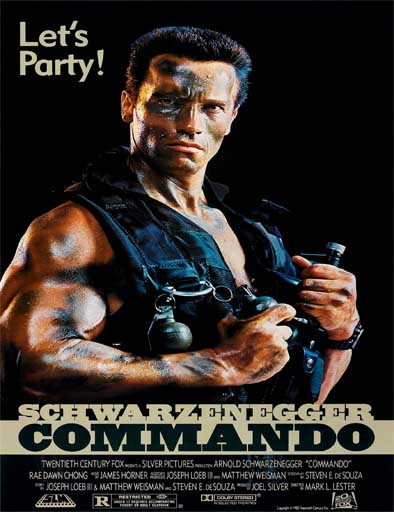 Ver Commando (1985) Online