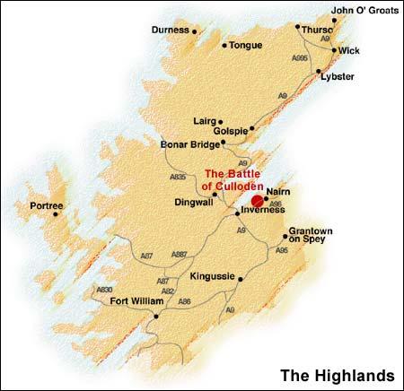 Batalla de Culloden - Wikipedia, la enciclopedia libre