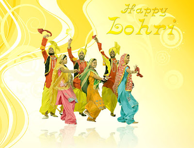 Happy Lohri HD Wallpapers