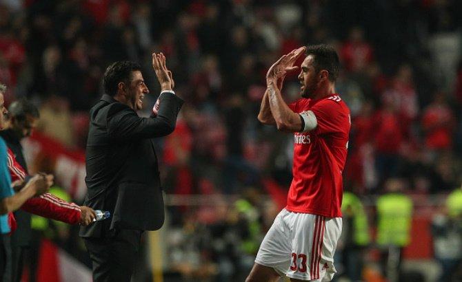 Benfica Rui Vitória Jardel