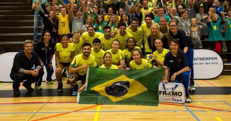 a72d255394 Seleção brasileira de Corfebol faz vaquinha online para defender titulo  pan-americano da modalidade