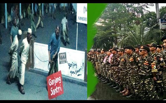 Konflik Masyumi Vs PKI, dan Terprovokasinya Banser pada Tragedi Kaniogoro