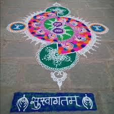 Traditional Rangoli Designs For Diwali