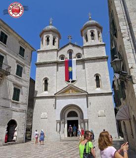 Kotor, Montenegro - Iglesia de San Nicolás