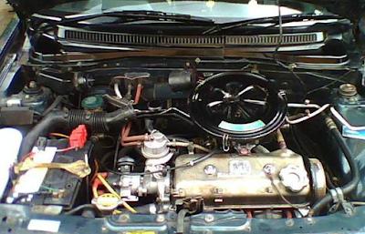 Mesin Honda Civic Wonder