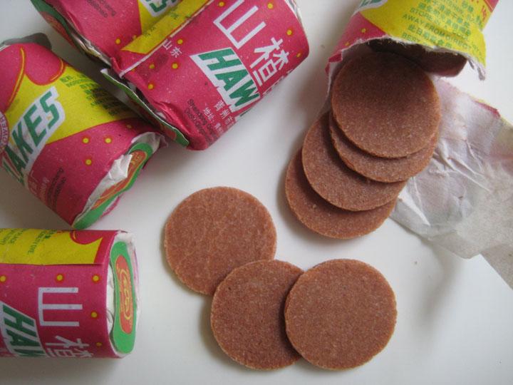 Gula Masam Manis Haw Flakes dari China