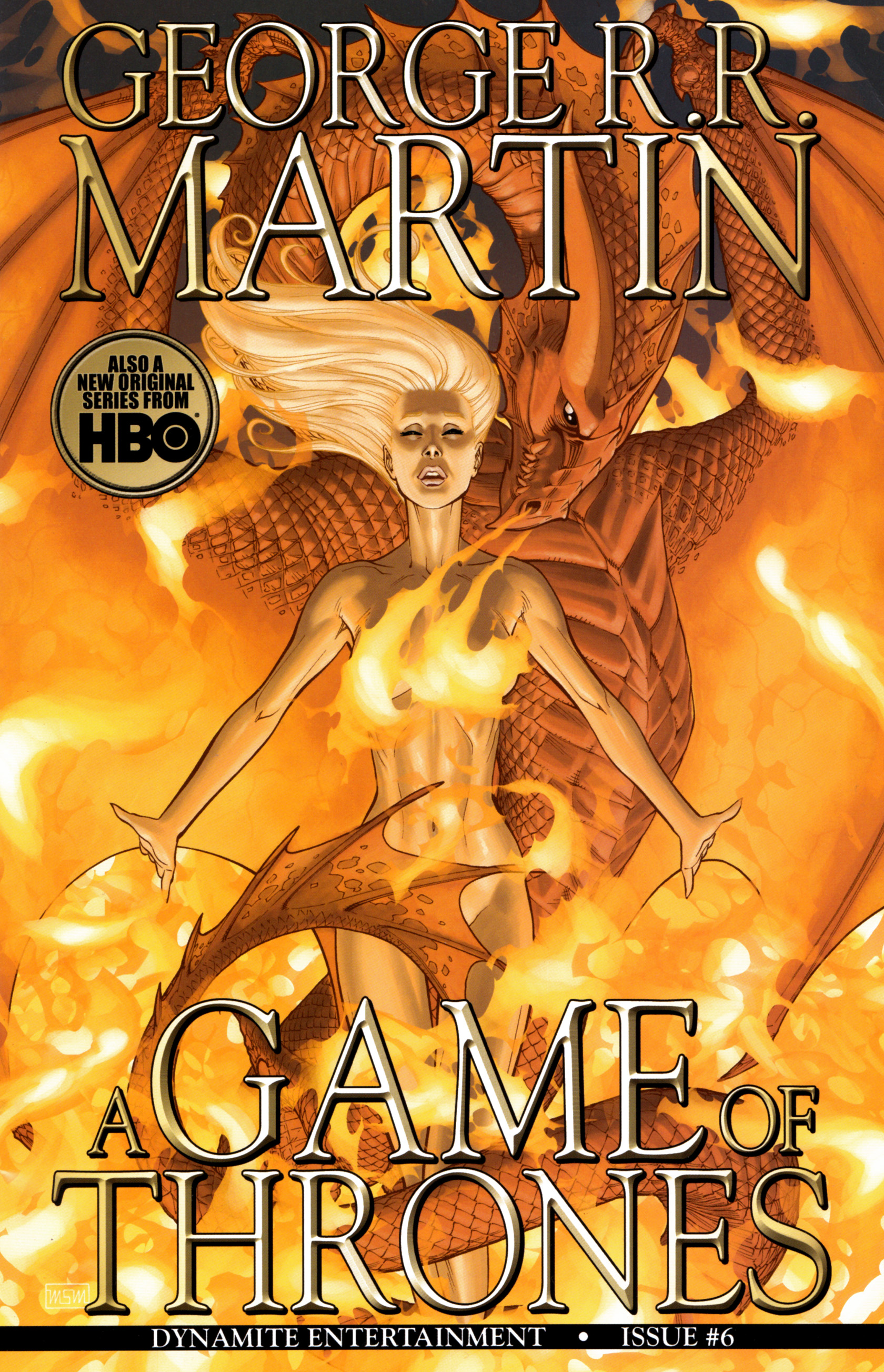 Read online A Game Of Thrones comic -  Issue #6 - 1
