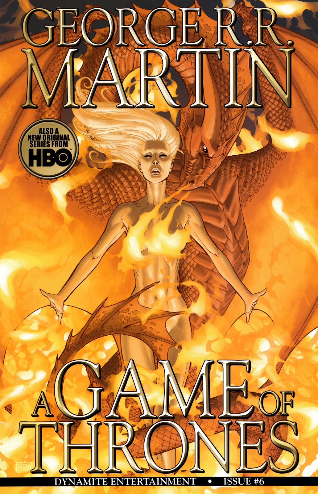 Game Of Thrones Comic Issue #6