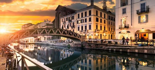 Informações sobre Navigli em Milão