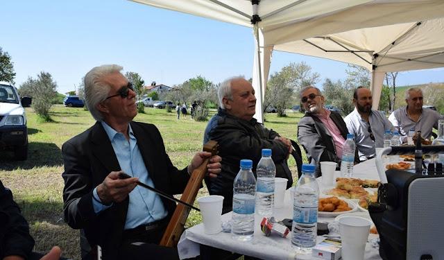 Ταφικό έθιμο στο Μεσιανό του δήμου Πέλλας