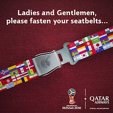 QATAR AIRWAYS - FIFA WORLD CUP 2018