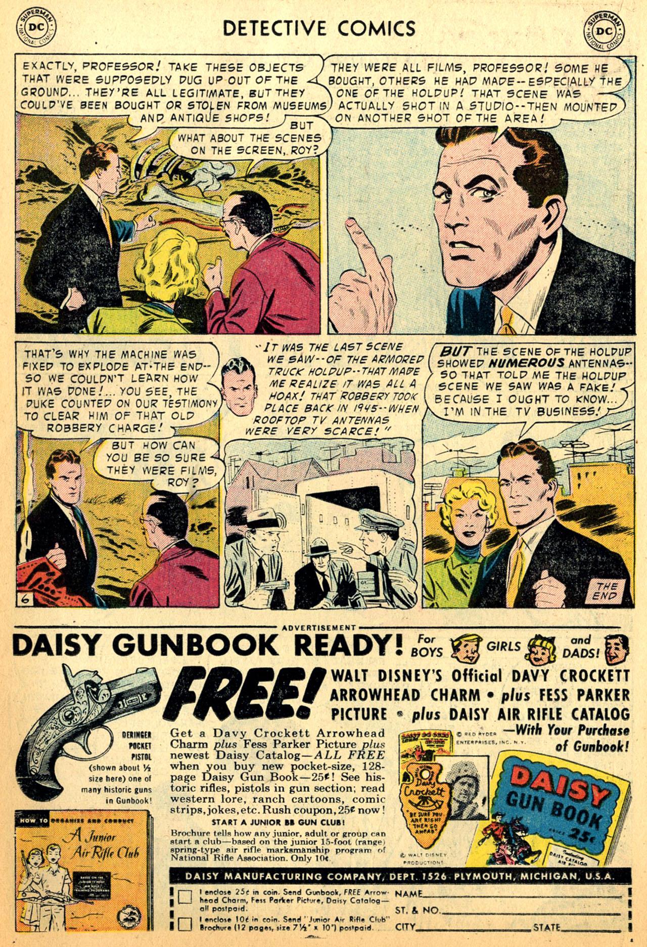 Detective Comics (1937) 228 Page 21