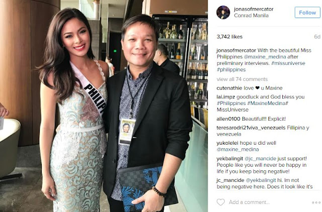 Maxine Medina's Pageant Trainer Said Her Home Field Advantage Was Actually a Disadvantage! WHY? FIND OUT HERE!