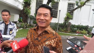 Moeldoko Tegaskan Bantuan Sembako Presiden Jokowi Tak Curi Start Kampanye - Info Presiden Jokowi Dan Pemerintah