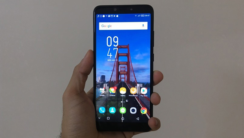 Infinix Hot 6 Pro launched with 3BG RAM, 5.99 inch HD+ display, see full specs and price