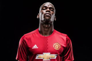 , Super Deal Seal! Pogba Back To Manchester United After Sealing The Super Deal (See Super Poses), Latest Nigeria News, Daily Devotionals & Celebrity Gossips - Chidispalace