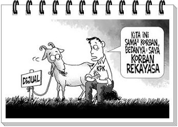 gambar 2 kartun kata kata idul adha paling lucu 2012