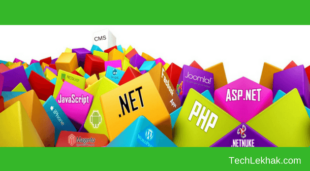 find out website technology profile
