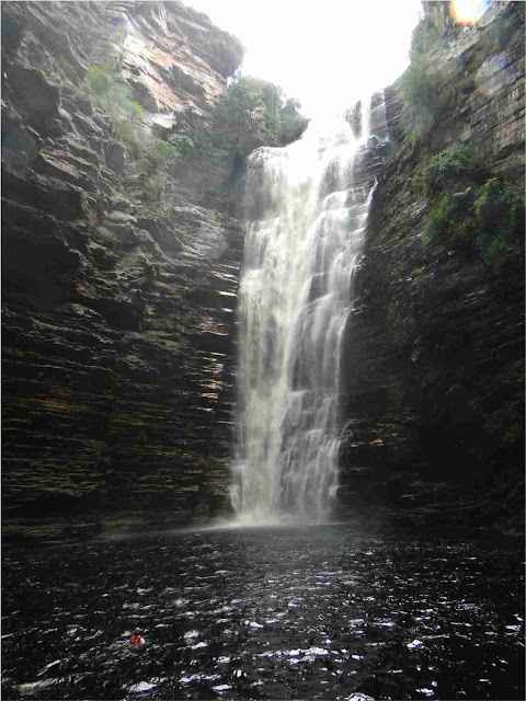 Cachoeira do Buracão – Ibicoara - BA